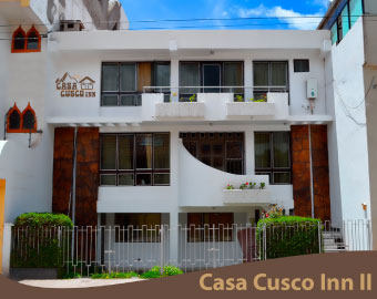 Casa Cusco Inn II